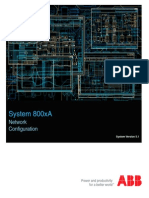 3BSE034463-510 B en System 800xA 5.1 Network Configuration