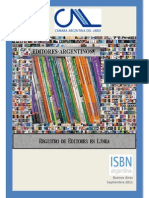 Registro Editorial en Linea
