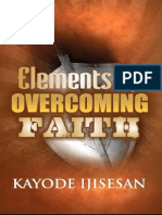 Elements of Overcoming Faith