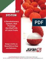 Litchi Treatment System
