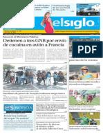 Edicion Eje Centro Lunes 23-09-2013