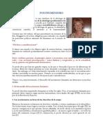"""Material al que se hizo referencia en el evento """"Ideología de género"""" del CAPU - PUCP"""