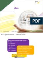 3G RF Opt Process