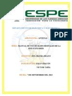 Manual de La IEEE Xplorer