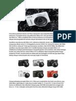 Kamera Terbaru Nikon, Anti Air Dan Benturan