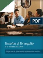 Enseñar el evangelio a la manera del señor (2012).pdf