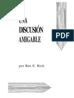 Una discucion amigable por Ben E. Rich.pdf