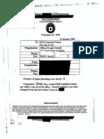 CIA Interrogation Guide (2005)
