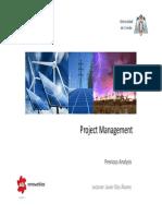CEESP Project Management. Unit Two