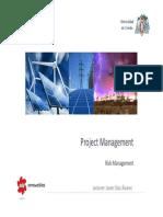 CEESP Project Managment. Unit Four