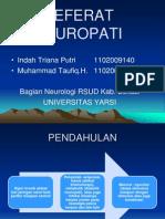 Referat Neuropati