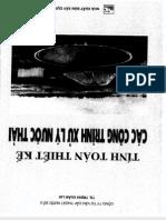 Tính toán thiết kế Các công trình xử lý nước thải - Trịnh xuân lai (1)