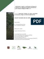 Manual Colecta, Identificacion