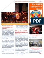 dbaa newsletter