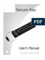 Aegis Secure Key Manual