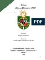 Ensefalitis Anti Reseptor NMDA