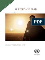 Syria Regional Response Plan