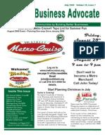 WKACC Newsletter July 09