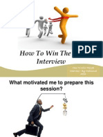 How to Win the Job Interview by Mahmoud Attia