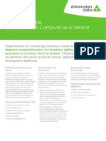 Private CaaS Datasheet