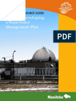 Wastewater Management Plan Guide