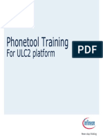 Phonetool Training SAGEM