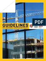 AGC, ASA, ASC - Guidelines for a Successful Construction Project
