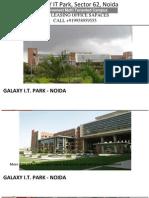 Galaxy IT Park, Noida Cal-995-895-9555