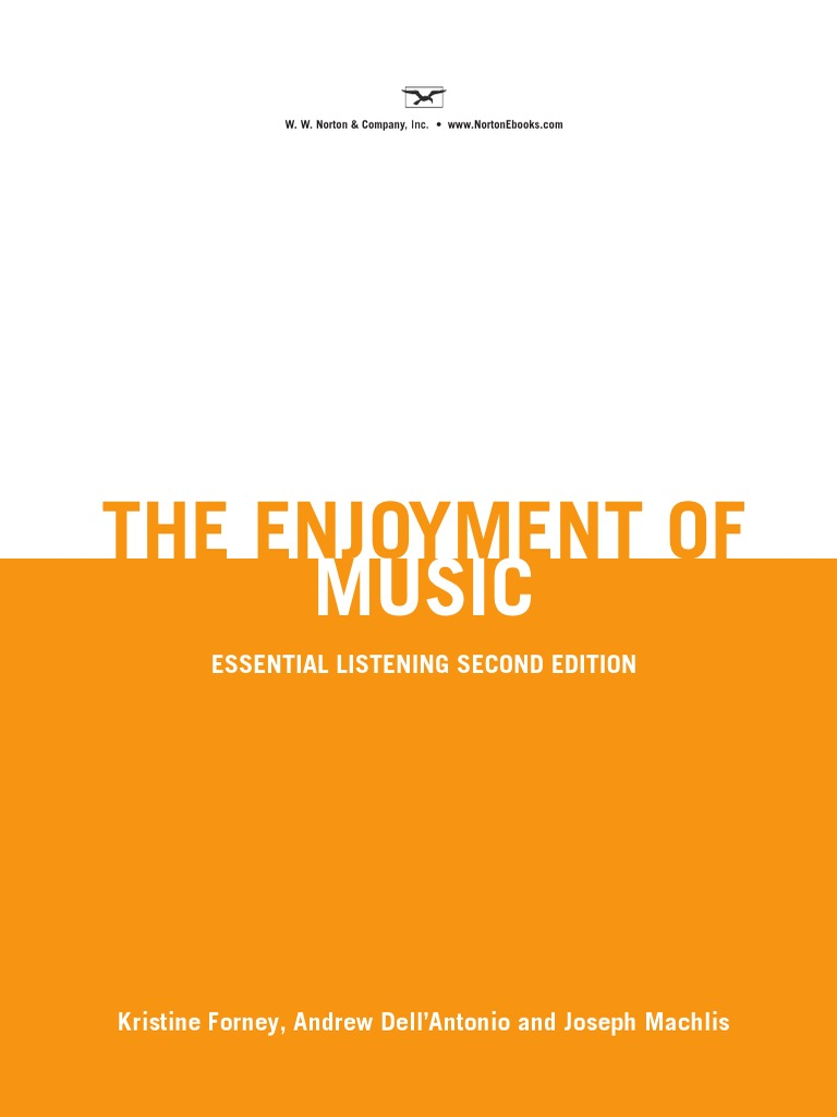 the enjoyment of music 13th edition answers
