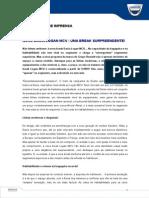 COMUNICADO DE IMPRENSA | NOVO DACIA LOGAN MCV