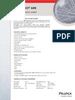 Enduro 600 (macrosythetic Fiber)