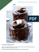Lauraadamache.ro-mini Torturi de Ciocolata