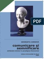 COMUNICARE SI SEMNIFICARE. Atributele mimice in paradigma fizionomiei (Lingvistica trasaturilor stabile. Lingvistica expresiei active)