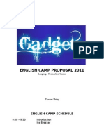 47725937 English Camp Proposal 2011