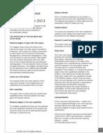 f8 syllabus 2013