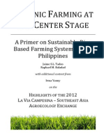 ORGANIC FARMING AT 