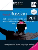 Booklet Russian