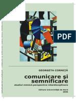 COMUNICARE SI SEMNIFICARE. Studiul mimicii.Perspective interdisciplinare