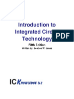 Introduction to IC Technology Rev 5