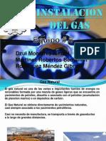 Exposicion Instalacion de Gas Bueno