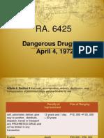 Ppt Report RA 6425