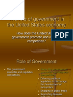 Low Soo Peng America Economy