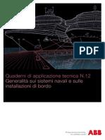 ABB - Generalità sui sistemi navali e sulle installazioni di bordo