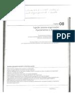 Piña et al. Ligação pessoa organização Ajustamentos e divórcios