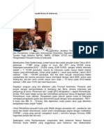 Program Pengendalian Penyakit Kusta Di Indonesia