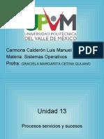 Exposicion Unidad 13