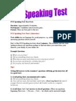 FCE Test