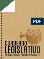 Cuaderno Legislativo Imprenta FINAL