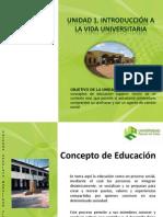 Conceptualizacion Educacion PDF