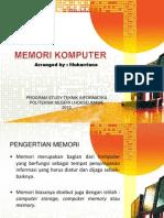 Memori Komputer